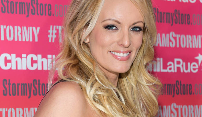 Stormy Daniels' Lace appearance canceled; security concerns cited